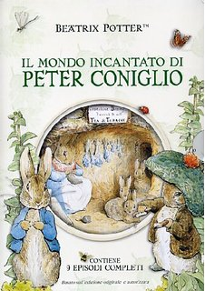Beatrix Potter  libro Peter Rabbit