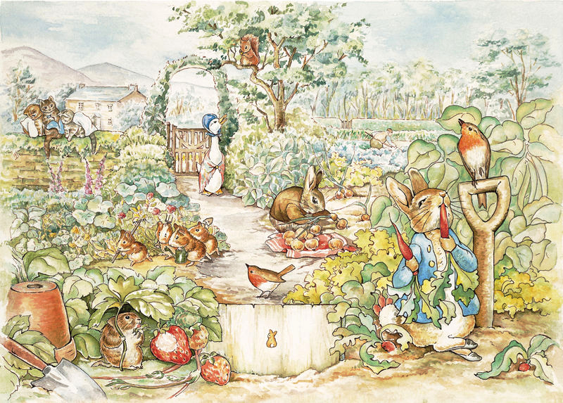 Beatrix Potter e Peter Rabbit