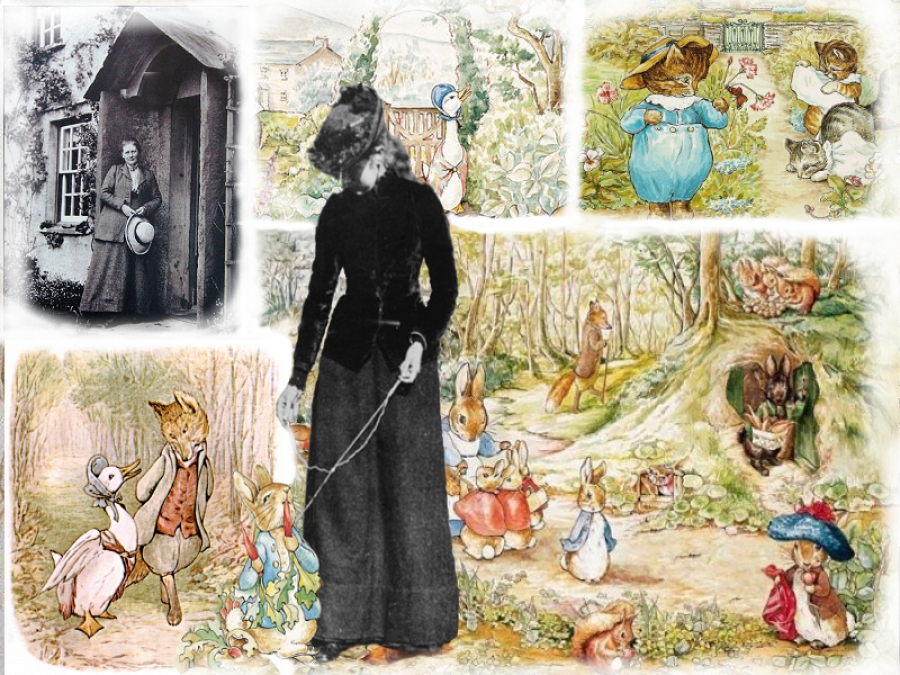 Beatrix Potter: una pioniera del self-publishing