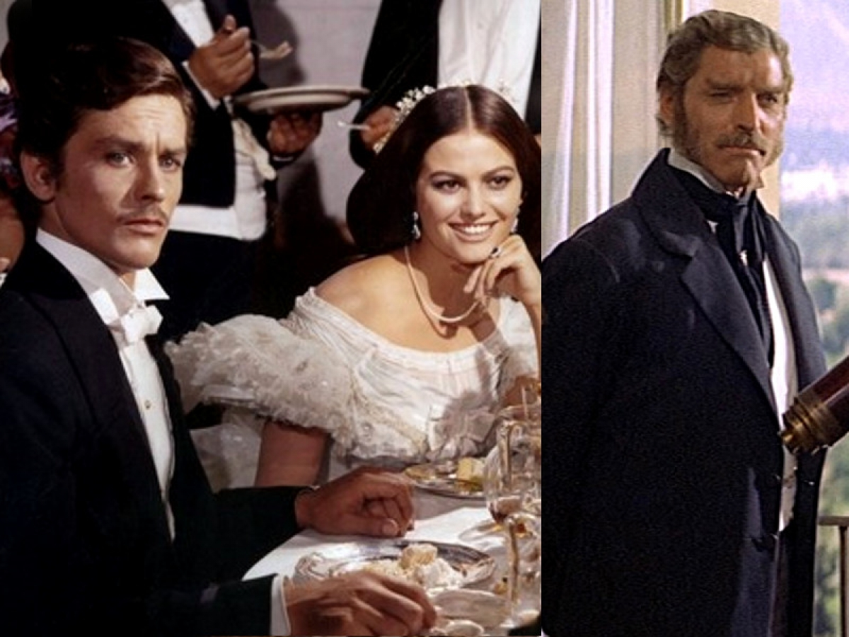 Luchino Visconti, Il Gattopardo e Alain Delon