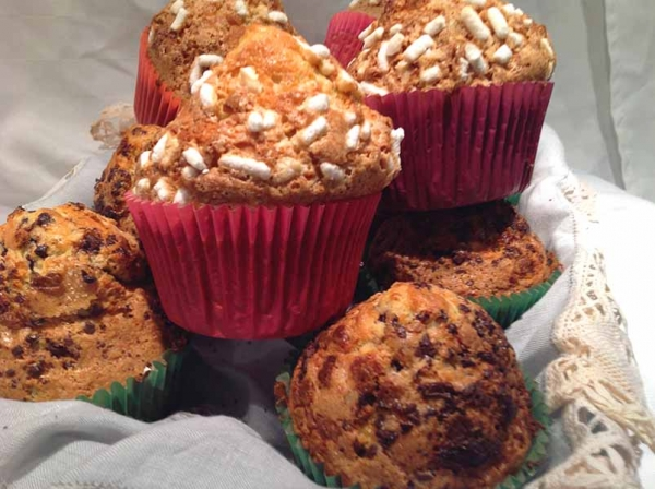 Culinary stories: muffin!