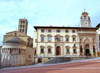 Arezzo la fiera, la giostra e le sue tipicità.