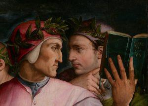 Dante con Cavalcanti