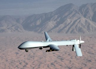 I droni fra uso militare e civile.