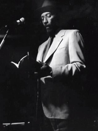 poeta Linton Kwesi Johnson