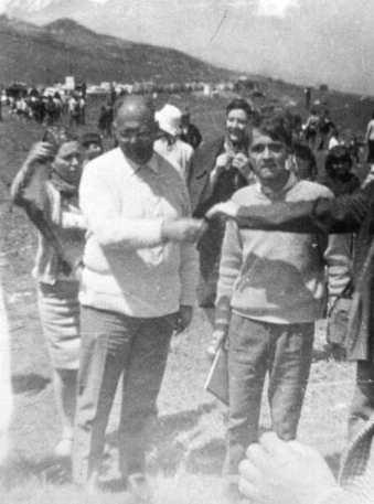 Peppino Impastato e Danilo Dolci: Marcia della protesta e della pace