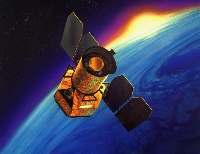 Energia dallo spazio
