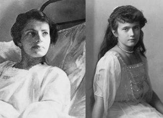 La granduchessa Anastasia