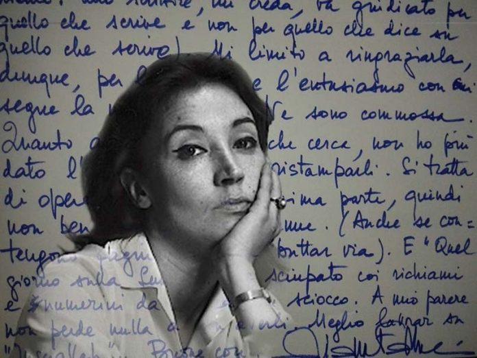 Oriana Fallaci grafia