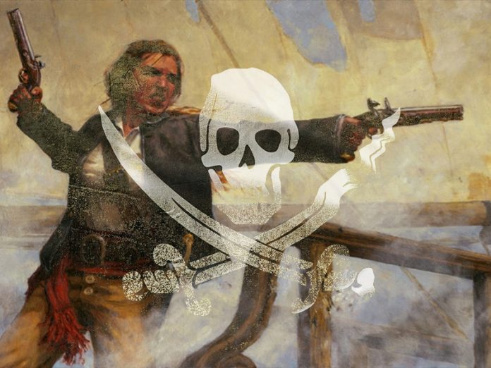 I pirati in gonnella dei Caraibi