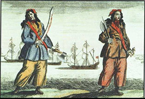 Anne Bonny e Mary Read