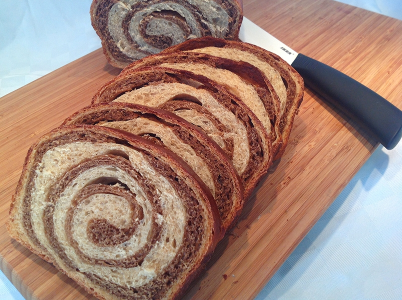 Culinary Stories: fette biscottate (twice-baked slices) with Khorasan flour