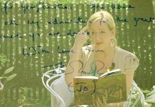 J.K. Rowling grafia
