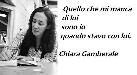 Chiara Gamberale foto di una citazione