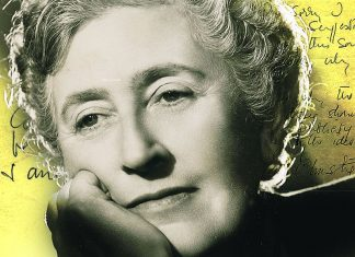 Agatha Christie grafia
