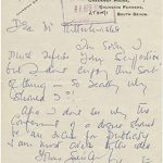 Analisi grafologica Agatha Christie