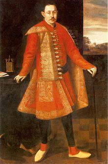 Ferenc Ndasdy marito di Erzsébet Báthory