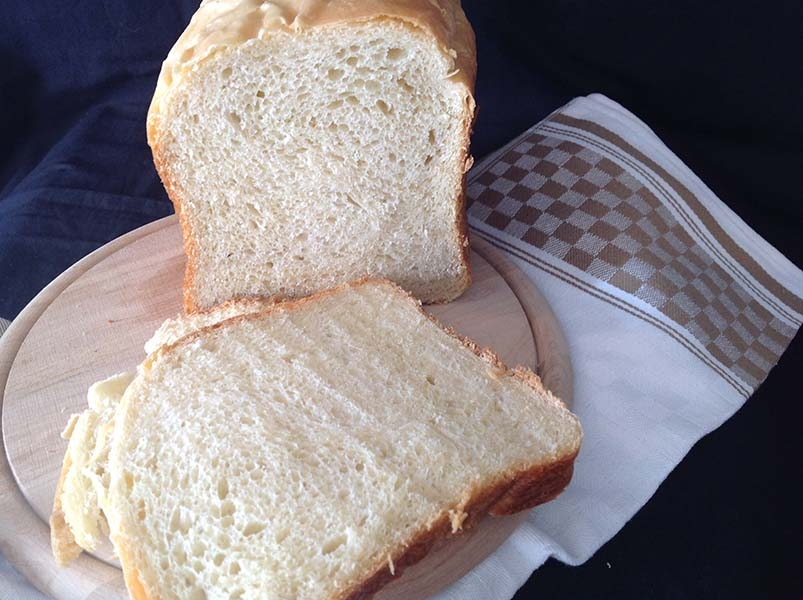 Bread and it's shapes… Sliced bread!