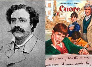 Edmondo De Amicis: Vita, Cuore e Grafia
