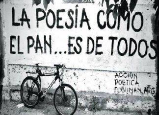 """La poesia è di tutti Quando la poesia """"agisce"""" nelle strade"""