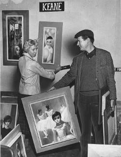 Margaret Keane e marito