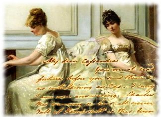 Jane Austen grafologia