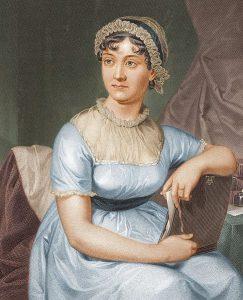 Jane Austen ritratto