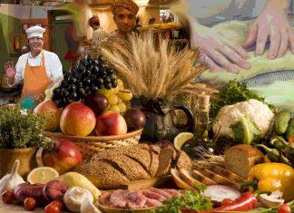 Abitudini alimentari nel mondo