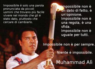 Muhammad Ali: la leggenda del pugilato e non solo.