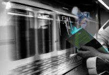 """La poesia """"viaggia"""" anche nella mètro"""