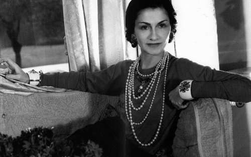 Coco Chanel @CocoChanel