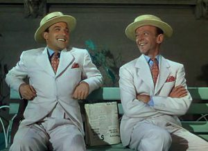 Gene Kelly e Fred Astaire GeneKelly