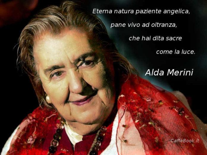 Alda Merini poesia ultima