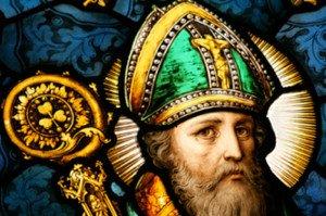 San Patrizio e il trifoglio