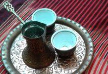 Il caffè turco: storia, arte e preparazione
