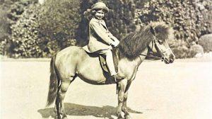 Il primo cavallo di Elisabetta