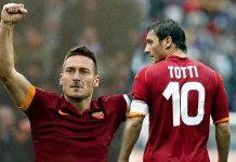 "Francesco Totti, ""Core de Roma"""