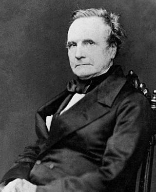 Charles Babbage foto