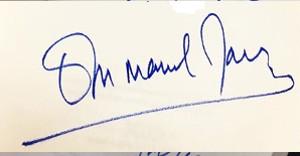 Macron la firma