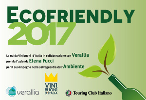 Il vino TITOLO e la natura: Ecofriendly