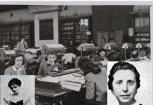 Donne e libri in biblioteca