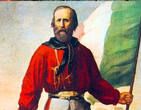 Garibaldi combattente per la libertà