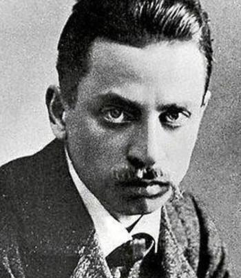 La poesia di Rainer Maria Rilke