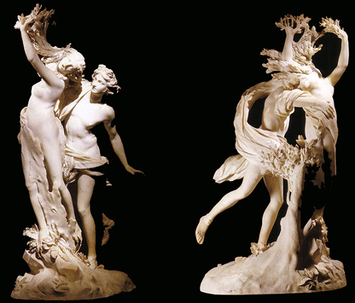 Apollo e Dafne, Bernini