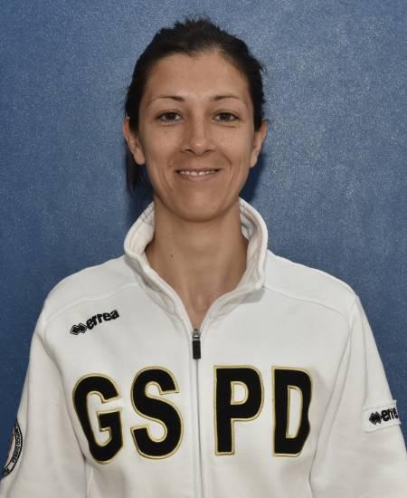 Monica Contraffatto medaglia di bronzo paraolimpica con una gamba amputata