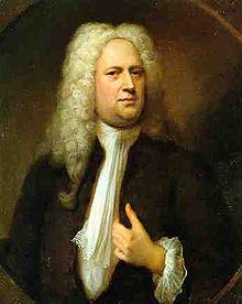 Musica sull'acqua: Georg Friedrich Haendel compositore