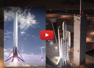 La corsa alla conquista di Marte e i razzi riciclabili