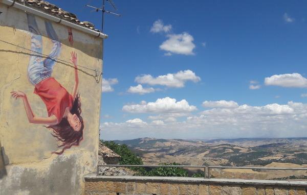 Street art Frana non sarà Stigliano