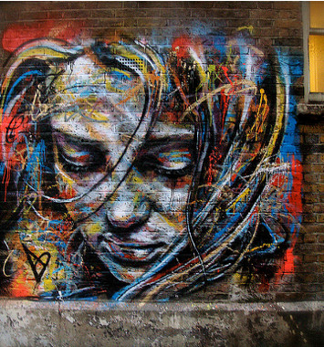 David Walker ritratti