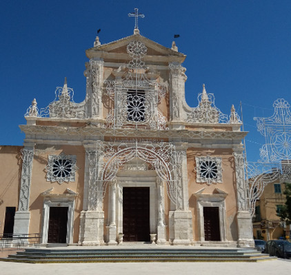 Chiesa di Santa Oliva di Raffadali, la chiesa Madre di Raffadali